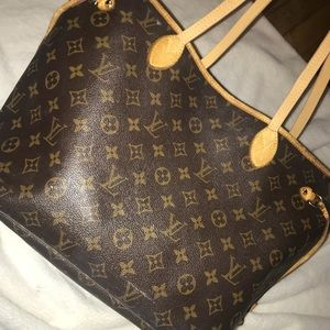 LV NEVERFULL SIZE MM